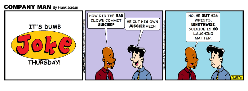 It's #DumbJokeThursday! 1/7/16
