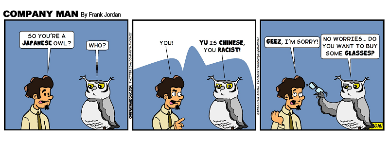 #Owls, am I right? 2/15/16