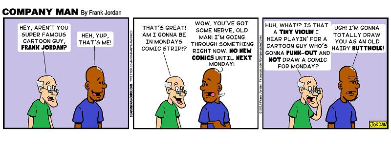 New/Not New comic. 3/16/15