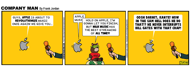#Apple makes an announcement. 6/9/15