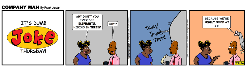 It's #DumbJokeThursday 8/27/15