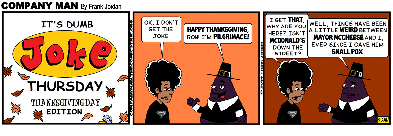 A Turkey Day Classic! 11/26/15